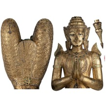 Komar Decosticker Buddha 100 x 70 cm