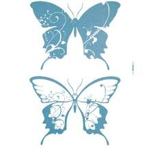 Komar Decosticker Farfalle 50 x 70 cm