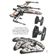 Komar Decosticker Star Wars Spaceships 100 x 70 cm