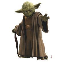 Komar Decosticker Star Wars Yoda 100 x 70 cm