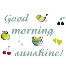Komar Decosticker Sunshine 50 x 70 cm