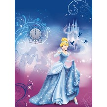 Komar Fototapete Disney Cinderella´s Night 184 x 254 cm
