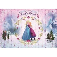 Komar Fototapete Frozen Family Forever