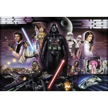 Komar Fototapete Star Wars Darth Vader Collage
