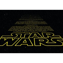 Komar Fototapete Star Wars Intro