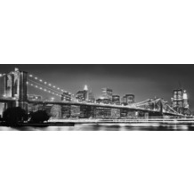 Komar Fototapete Brooklyn Bridge 368 x 127 cm