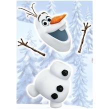 Komar Wandtattoo Frozen Olaf