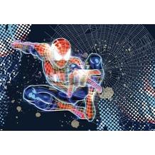 Komar Fototapete Marvel Spiderman Neon 184 x 127 cm