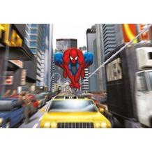 Komar Fototapete Marvel Spiderman Rushhour 184 x 127 cm