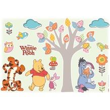 Komar Wandtattoo Winnie Pooh Nature Lovers