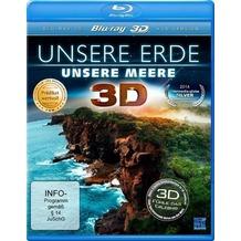KSM Unsere Erde, unsere Meere 3D (Blu-ray 3D + 2D)