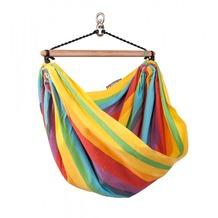 LA SIESTA Kinderhängestuhl IRI rainbow