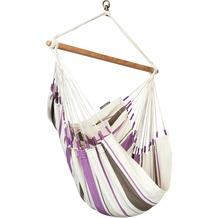 LA SIESTA Kolumbianischer Hängestuhl Basic CARIBEÑA purple
