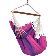 LA SIESTA Kolumbianischer Hängestuhl Basic ORQUIDEA purple