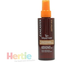 Lancaster Sun Tan Maximizer Sublimating Oil 150 ml