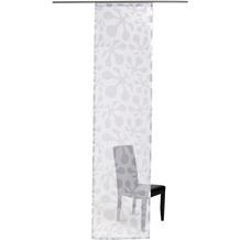 Lars Contzen Flächenvorhang Le Pop, silver (inkl. Technik) 60 x 245 cm