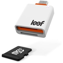 Leef Access Mobile - micro-USB - White Orange