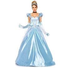 Leg Avenue Classic Cinderella blue 40