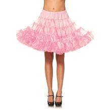 Leg Avenue Deluxe crinoline petticoat pink one size