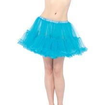 Leg Avenue Petticoat TURQUOISE one size