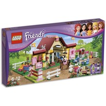 LEGO FRIENDS Pferdestall