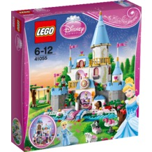 LEGO® & Disney Princess 41055 Cinderellas Prinzessinnenschloss