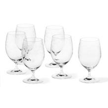 Leonardo Set 6 Wasserglas Chateau 380 ml