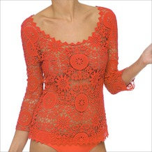LingaDore BOHO Crocheted Top, cora 36