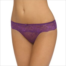 LingaDore DAILY LACE String, purp XS