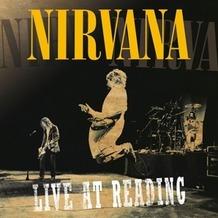 Live At Reading, CD