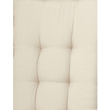 MADISON Panama sand Zierkissen 45x45 75% BW 25% Polyester