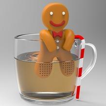 Mags Lebkuchen Tee-Ei