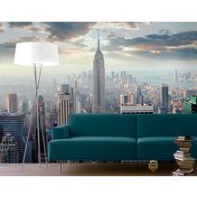Fototapeten tapete tapeten new york sunrise 280x200cm inkl