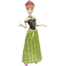 Mattel Frozen Singende Anna