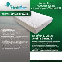 Mediflow 4503 Wasserdichte Matratzenauflage  90 x 200 cm