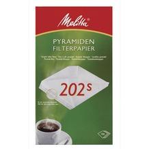 Melitta Pyramiden-Filterpapier 202 S