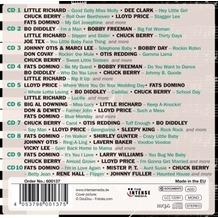 Membran Media Black Stars of Rock & Roll, CD