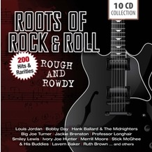 Membran Media Roots of Rock & Roll-rough and rowdy, CD