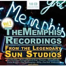Membran Media The Memphis Recordings Vol.1, CD