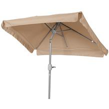 merxx Schirm, Alu, ca. 160 x 230 cm beige