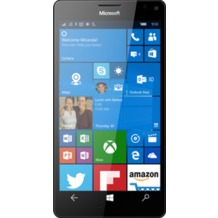 Microsoft Lumia 950 XL, white