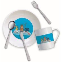 Mono Kinderset Die Maus mit Teller und Becher 5tlg.