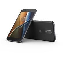 Motorola Moto G, 4. Generation - schwarz
