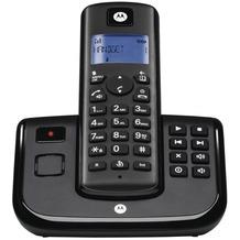 Motorola T211 DECT Telefon mit AB, schwarz