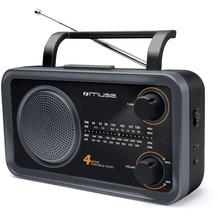 muse M-05DS schwarz Kofferradio U-M-L-K