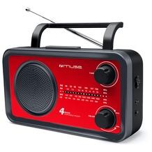 muse M-05RED Kofferradio U-M-L-K