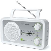 muse M-05SW weiß Kofferradio U-M-L-K