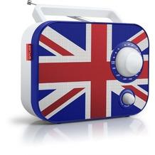 muse M-062UK Kofferradio FM/MW