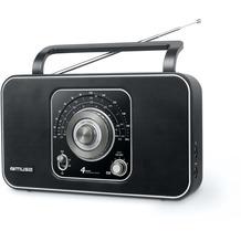 muse M-068R Kofferradio UKW MW LW KW