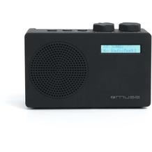 muse M-100DB sw Kofferradio DAB+ /FM RDS